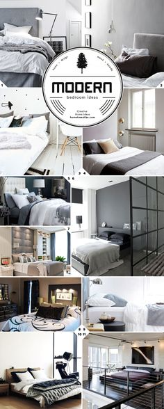 Room Guide: Modern Bedroom Ideas and Designs