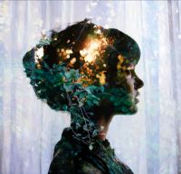 Double Exposure Series by Pakayla Biehn