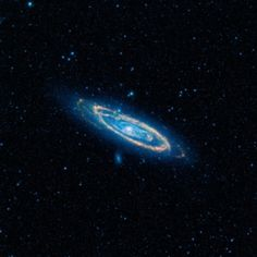 """Alien Supercivilizations Absent from 100,000 Nearby Galaxies The most far-seeing search ever performed for """"Dyson spheres"""" and other artifacts of """"astroengineering"""" comes up empty. Where is everybody? A mid-infrared image of the Andromeda Galaxy"""