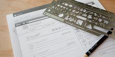 5 cuadernos de papel perfectos para prototipado, diseño web y de interfaces de usuario