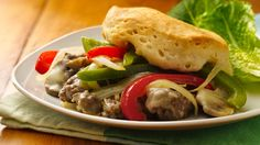 Bring the fabulous flavor of Philly cheese steak sandwiches to a comforting casserole!