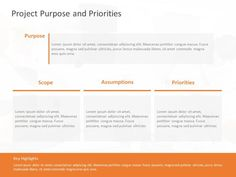 Project KickOff Presentation   Project KickOff Templates   SlideUpLift Project Planning Template, Project Management Templates, Docs Templates, Business Templates, Creating A Brand, Lorem Ipsum, Presentation, How To Plan, Projects