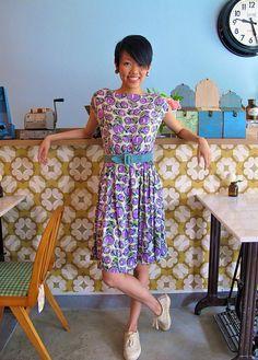 A darling 1950s dress!