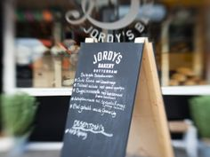 Jordys Bakery - Nieuwe Binnenweg Rotterdam