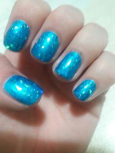Litlleblue nails