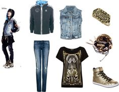 Kpop Inspired Outfits for Girls : Photo