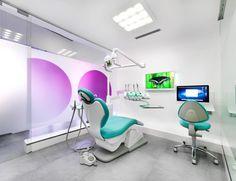 KRION® Blog – Porcelanosa Solid Surface » Clínica Dental Ortega  Cubillo – KRION® en el ámbito sanitario