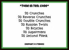 Tone In 10 Core