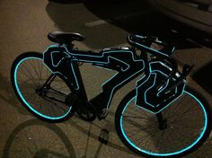 Epic Tron Bike « Ben's Collection of Everything Awesome on the Net.