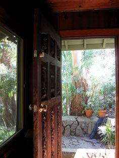 ~Joni Mitchell & Graham Nash's home in Laurel Canyon ~68-69 ~*