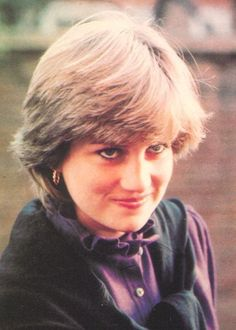 """Shy Di,"" the nickname the press gave to Lady Diana Spencer...."