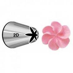 Large Drop Flower Tip 2D*