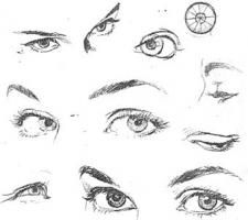 rostros dibujos - Buscar con Google