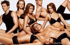 RO NEW YORK, Calvin Klein, Advertising Campaign, Spring 2004