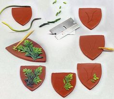 Polymer clay lessons