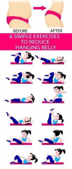 8 Simple & Best Exercises to Reduce Hanging Belly Fat Lower Belly fat does not l. - 8 Simple & Best Exercises to Reduce Hanging Belly Fat Lower Belly fat does not l. 8 Simple & Best Exercises to Reduce Hanging Belly Fat Lower Belly . Fitness Workouts, Easy Workouts, At Home Workouts, Squats Fitness, Easy Fitness, Zumba Fitness, Fitness Motivation, Lose Stomach Fat Fast, Lose Lower Belly Fat