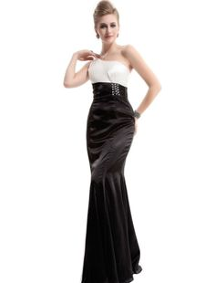 Ever Pretty One Shoulder Rhinestones Empire Line NWT Prom Dress 09673           ($69.99)