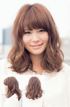 5 Hot Japanese Salon Spring and summer hair - Hairstyles Trend