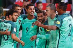 Ronaldo leidt Portugal naar zege