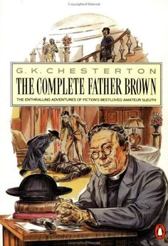 A collection of Chesterton's Father Brown mysteries belongs in every library. Definitely some of the greatest mysteries ever written, he belongs right beside Sherlock and Poirot (and Flambeau is in a league of his own as a sidekick!). G.K. Chesterton's stories are engaging yet leave you with a lesson learned or something new to ponder each time.