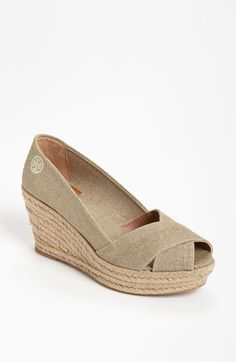 Tory Burch 'Filipa' Wedge Espadrille | Nordstrom.  Love them