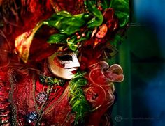 Feliz noche en carnaval