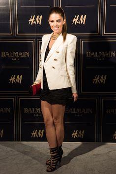 Todas las celebrities españolas que se pusieron en la piel de Kendall Jenner y Gigi Hadid en la preventa de Balmain para H&M;