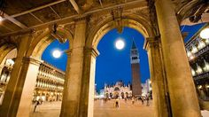 St Marco Sqaure, Venice.