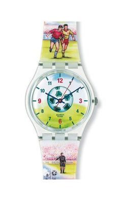 WHAT A TEAM ! ❥ Swatch Watch ❥