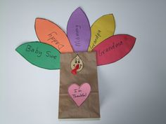 Paper Valentine Crafts For Kids. Thankful Turkey Craft Paper Bag Turkey Craft  Kiboomu Kids Crafts