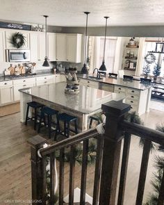 I may have not gotten as much done as I wanted to yesterday, but I did clean my kitchen and get in a load of laundry so I'm going to call… Kitchen Redo, Home Decor Kitchen, Home Kitchens, Kitchen Remodel, Kitchen Ideas, Layout Design, House Goals, Ikea, My Dream Home