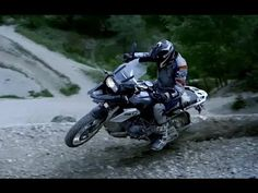 Love this bike and the way BMW highlights the GS's designers and engineers!