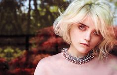 Sky Ferreira Models for InStyle in the July Issue: Preview It Here  #InStyle