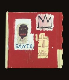 View Santo by Jean-Michel Basquiat on artnet. Browse upcoming and past auction lots by Jean-Michel Basquiat. Neo Expressionism, Bansky, Life Paint, Tape Art, Thing 1, Jean Michel Basquiat, Andy Warhol, Simple Art, Vincent Van Gogh