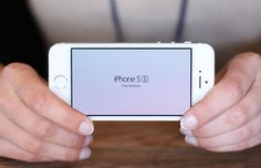 Medialoot - Free iPhone 5S In Hand Mockups