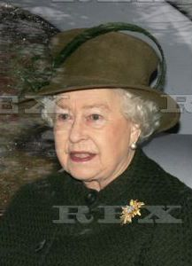 Queen Elizabeth, January 10, 2010   Royal Hats