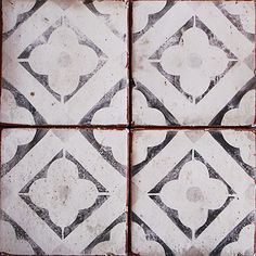 HGTV's Genevieve Gorder's favorite home decor and interior design picks for 2016 - on the Dog Lady Design Files blog! One of her favorites? Decorative tile from Tabarka. This tile is new but made to look old! Interior Design, Home Decorating and Dog Musings from Jersey City www.dogladydesignfiles.com