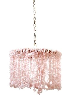 Ro Sham Beaux   Lily   Beautiful strands of pink quartz