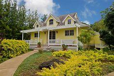 Kaua'i vacation cottage