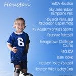 10 Places to Play Youth Sports in Houston
