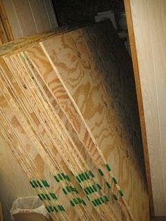 Cheap flooring DIY idea | nooshloves