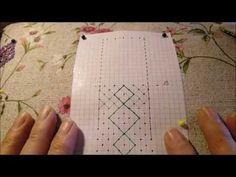 CURSO DE BOLILLOS Video 04 - YouTube Bobbin Lace Patterns, Lacemaking, Youtube, Make It Yourself, Videos, Blog, Crafts, Bobbin Lace, Carpets