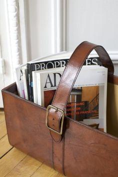 las revistas en su sitio