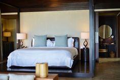 Mauritius, St. Regis Villa Mauritius, Villa, Bed, Furniture, Home Decor, Luxury, Vacations, Stream Bed, Interior Design