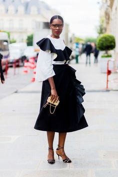 The Best Street Style Looks From the Paris Haute Couture Shows