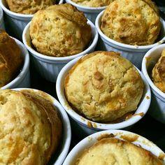 Cheese Muffin!