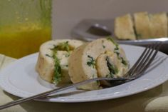 Spinach Gruyere Roulade recipe on Food52