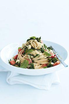 Unsere Favoriten - Die 10 schnellsten Pasta-Rezepte - SI Style