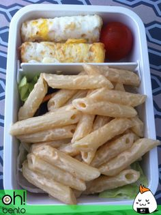 Simple Pasta Salad Bento