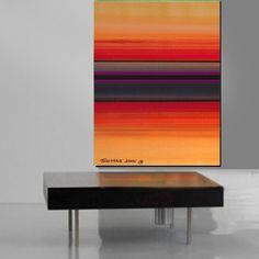 ABSTRACT ORIGINAL Painting Large 40x30 door americanartsgallery, $199.70